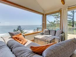 airy beach home w two decks ocean views vrbo