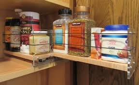 Pull Out Spice Rack Cabinet by Spice Rack For Cabinet Best Home Furniture Design