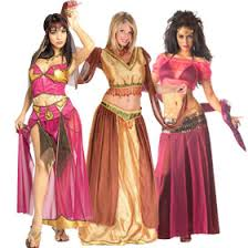 Belly Dancer Halloween Costume Belly Dancer Costumes Arabian Costumes Brandsonsale
