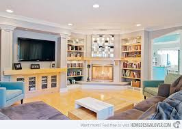 modern tv wall unit concept for interior home decorating with with
