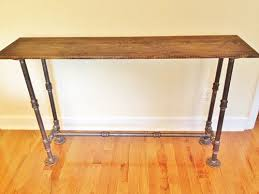 entry table foyer table console table narrow sofa table