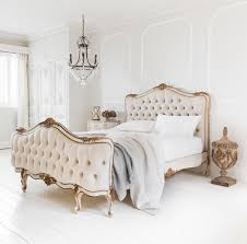 the french bedroom company palais avenue upholstered bed traditional bedroom sussex by