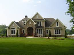 large one story homes one story vs two story homes houseplansblog dongardner