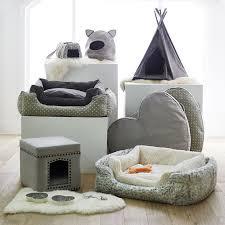 northfield canvas pet beds charcoal pbteen
