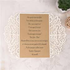 lace invitations gorgeous lace laser cut wedding invitations the paper s edge
