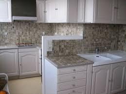 cuisine rustique repeinte en gris cuisine repeinte en blanc