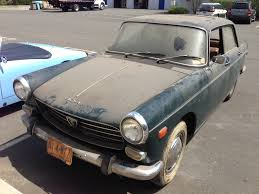 peugeot usa 1968 peugeot 404 for sale one owner all original