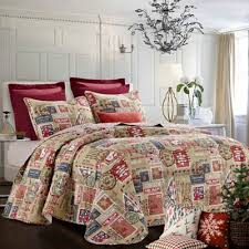 Santa Duvet Cover Buy Holiday Christmas Bedding From Bed Bath U0026 Beyond