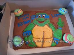 tmnt cake cool tmnt cake