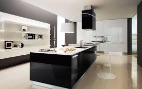 cuisine italienne moderne cuisine moderne noir et blank par futura cucine gorenov com un