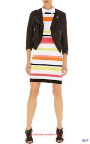 bcbg tops beautiful karen millen jacquard full skirted dress