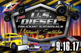 monster truck show nj raceway park win tickets to the u s diesel truckin u0027 nationals wdha fm