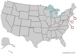 us map middle states midatlantic section helps aps cover the map label midatlantic us