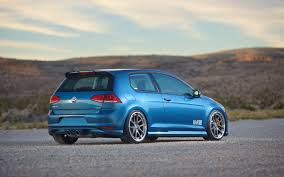 volkswagen gti custom exhaust lowering springs recommendations