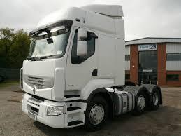 renault trucks premium renault premium privilege 460 dxi 6x2 tractor unit 2013 wx13 hsa
