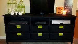 Bedroom Dresser Tv Stand Brilliant Dresser Tv Stand Combo Bedroom Gregorsnell Pertaining To