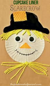 Christian Halloween Craft 25 Best Scarecrow Crafts Ideas On Pinterest November Crafts