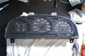 1995 nissan truck 1995 d21 hardbody pathfinder speedo and tachometer repair photos