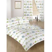 single u0026 double size duvet cover set curtains bedding polycotton