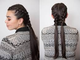 tutorial kepang rambut frozen en kha juli 2015