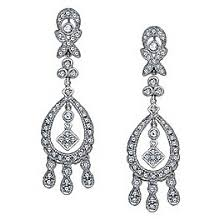 diamond chandelier earrings chandelier earrings jewelrycentral