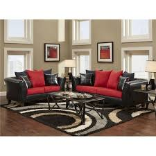 Red Leather Living Room Sets Red Couches Living Room Living Room - Red leather living room set