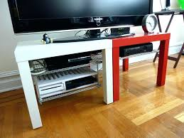 Ikea Lack Hacks Tv Stand Ikea Besta Burs Tv Unit Hack Outstanding Besta Media