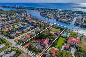 boca raton waterfront homes east boca homes for sale