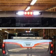 Vintage Ford Truck Tail Lights - 2007 2013 chevy silverado gmc sierra brightest led rear third