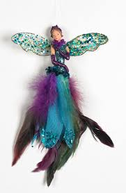 Christmas Decorations Shop Liverpool by Shop Christmas Decorations Peacock Fairy Christmas Decoration