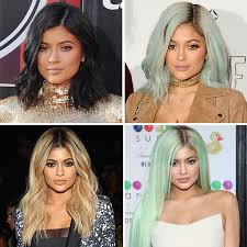 kylie jenner opens up about her u0027wig guy u0027 and ever changing hair