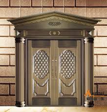 creative of entry double door designs modern front double door