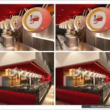 restaurant design zero inch interior u0027s ltd