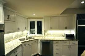 Kitchen Cabinet Lighting Battery Powered Battery Powered Under Kitchen Cabinet Lighting Operated Counter