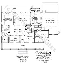 House Plans With Kitchen In Front 20 House Plans With Front Porch One Story Check Out This