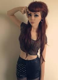 20 hair tutorials we love u2013 a beautiful mess bangs half up hairdo and long hair piercings cute look make