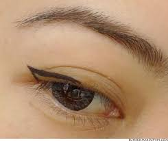 the revlon colorstay liquid eyeliner is probably not for oily