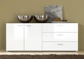 best fresh gloss white lacquer sideboard 7758