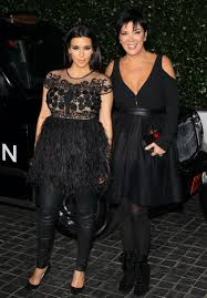 kris jenner runs the show as new grandmomager ny daily news