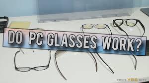 blue light glasses review do blue light glasses monitor filters really work let s find