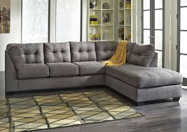 Right Sectional Sofa Bedroom Sofa Maier Charcoal Right Arm Facing Chaise End Sectional