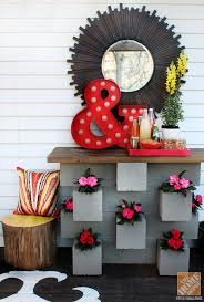 The Hunted Interior Outdoor Decorating With Color From Kristin Of The Hunted Interior
