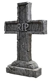 pictures of tombstones rip cross tombstone decorations props