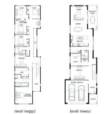 narrow home floor plans narrow house designs best narrow house ideas on house design narrow
