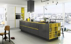 kitchen yellow accent kitchen features kitchen cabinet with