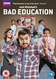 Seeking Season 3 Dvd Bad Education Series 3 Dvd Co Uk Whitehall