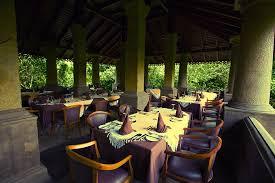Rock Garden Restaurant Forest Rock Garden Resort Anuradapura Sri Lanka