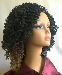 micro crochet hair marley braid micro twist out crochet wig crown of beauty hair