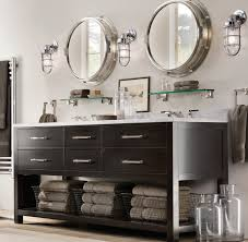 awesome restoration hardware bathroom mirrors pictures