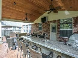 covered patio with outdoor kitchen youtube covered patio with outdoor kitchen